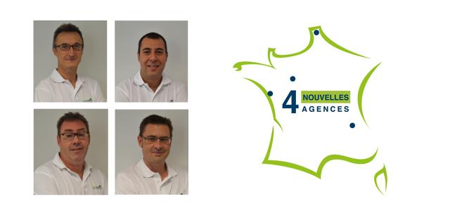 4 nouvelles agences pour Repar´stores