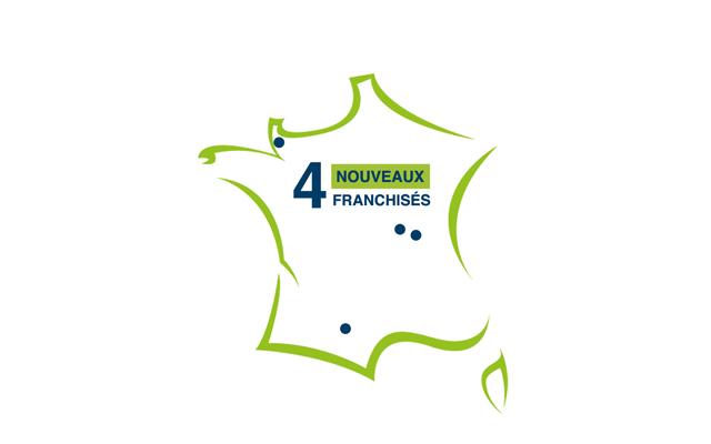 Six nouveaux franchisés Repar´stores en avril !