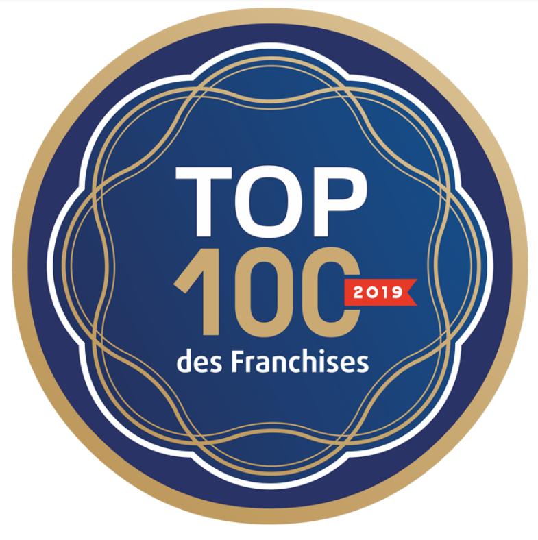 Repar´stores dans le top 100 des franchises en France.