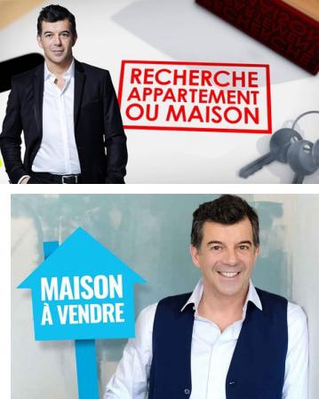 Repar´stores lance une campagne de parrainage des émissions ``Maison à vendre`` et ``Recherche appartement ou maison`` mais pas que ...