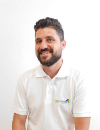 Rencontre avec Thierry GROSS, le 1er franchisé du réseau Repar´stores qui s´implante à la Réunion